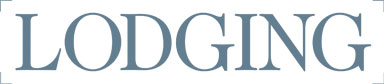 Lodging Magazine logo