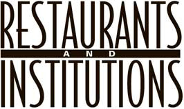 Restaurants and Institutions logo